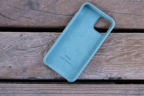 iPhone11 mobile phone case turquoise aqua mobile phone accessories