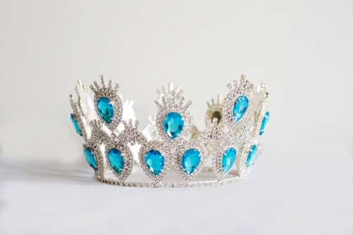 crown tiara queen princess jewelry