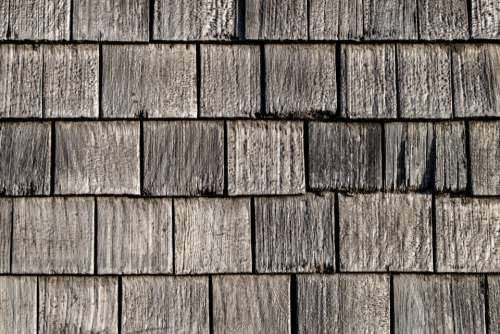 old wood siding cedar weathered