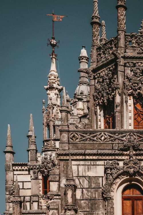 Ornate Stone Building Photo