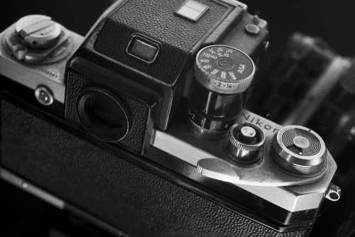 Classic Camera Vintage Free Photo