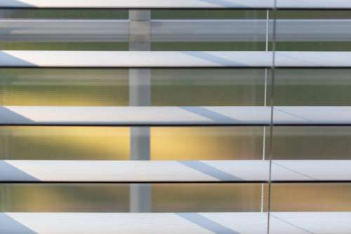 Window Blinds Home Free Photo