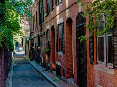 Alley City Street Free Photo
