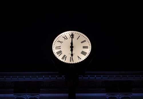 Clock Time Timepiece Historical Clock Vintage Clock