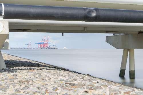 Jade-Weser-Port Container Wilhelmshaven Cargo