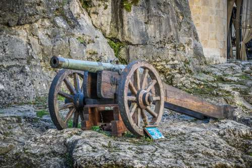 History Cannon Military War Historical Artillery