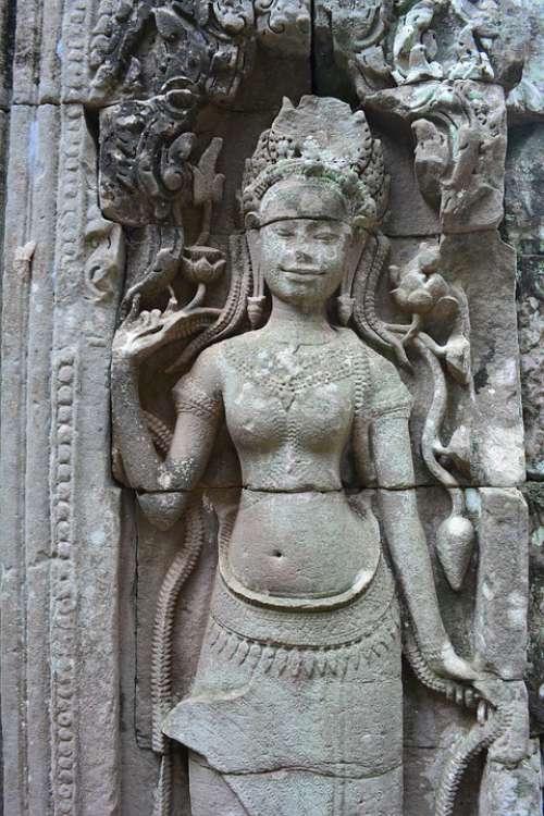 Angkor Wat Cambodia Siem Reap Angkor Khmer