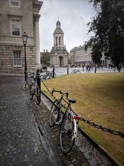 Dublin Ireland Travel Tourism Vacation Destination