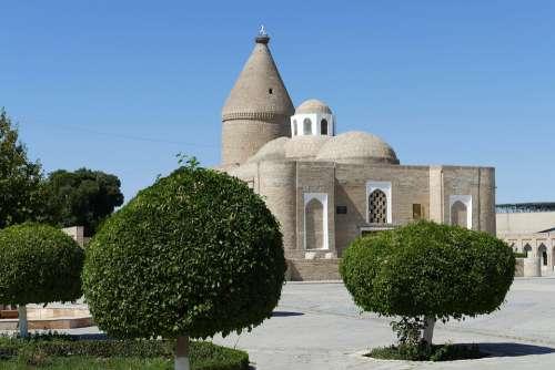 Uzbekistan Bukhara Buxoro Historically