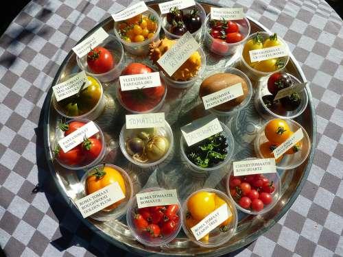 Tomatoes Heirloom Harvest