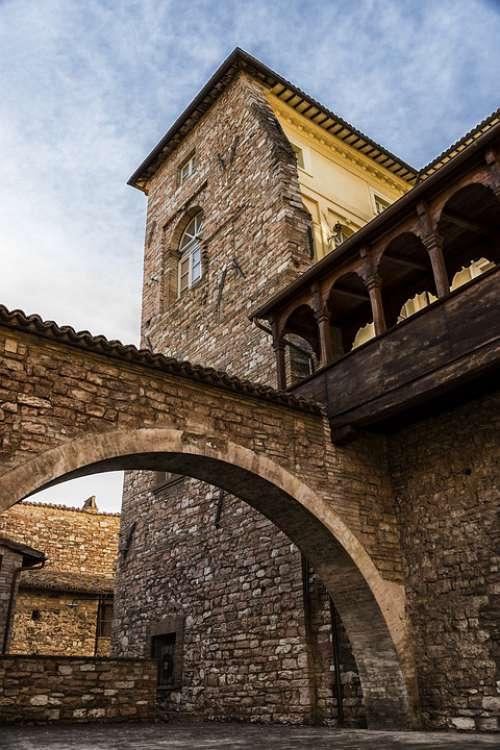 Spello Italy Umbria Tourism City Holiday