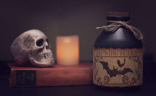 Potion Poison Halloween Scary Horror Spooky