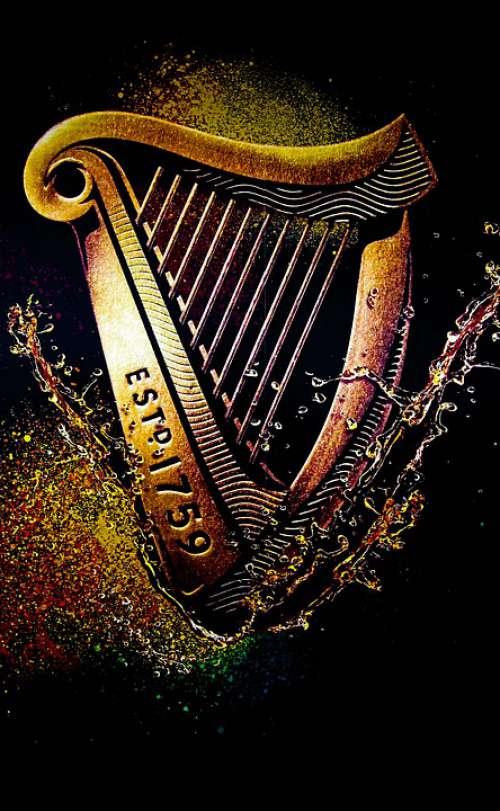 Guinness Dublin Beer Factory Pub Alcohol Ireland