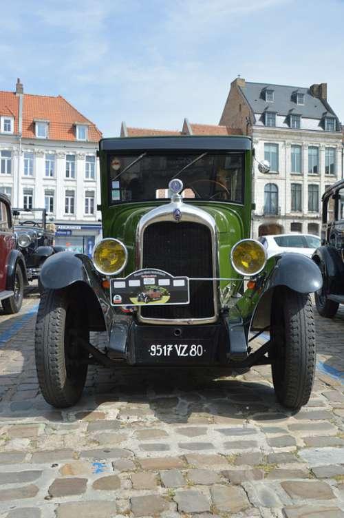 Citroën C 4 Car Automobile Collection Cabriolet