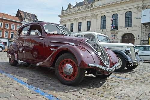 Peugeot Car Automobile Collection Cabriolet Former