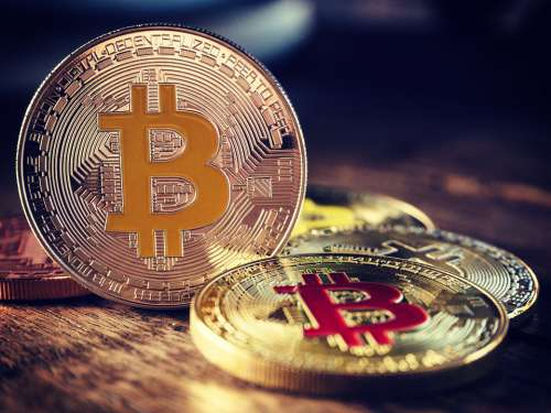 Coin Bitcoin Business Money Cryptocurrency