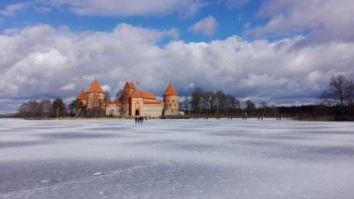 Trakai Lithuania The Castle Medieval History