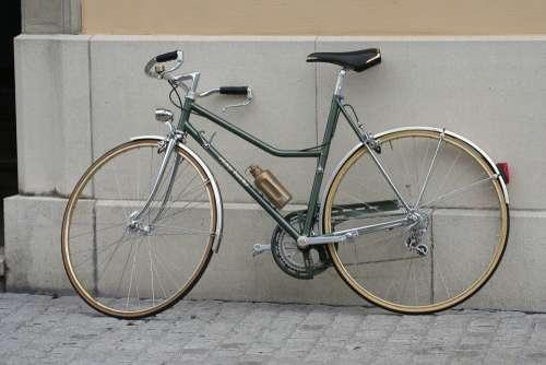 Bike Velo Noble Gold Silver Bell Handlebars