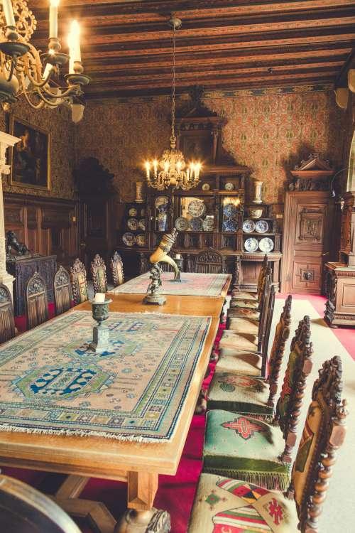 Medieval Castle Room
