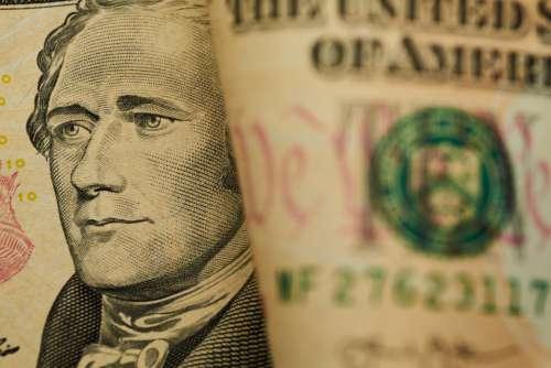 money cash close up bill dollars