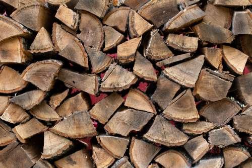 split wood background firewood fuel