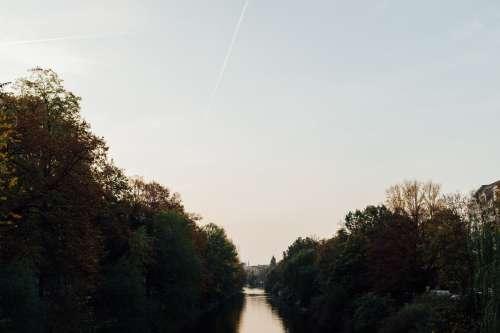 Landscape Of Lines Photo