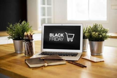 Black Friday Display Photo