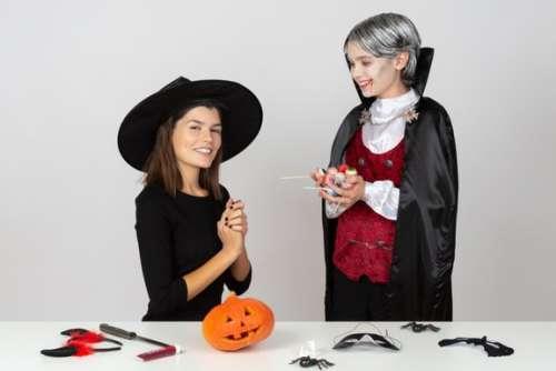 Sharing Halloween Results