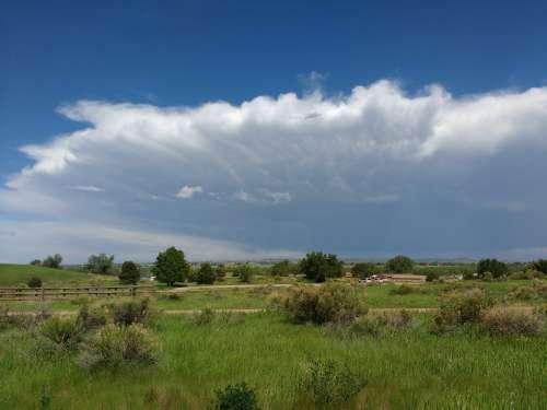 Anvil Storm Cloud