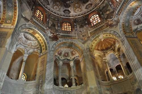Mosaic Ravenna Art History Mosaics Byzantine
