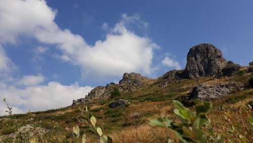 Serbia Mountain Nature Landscape Europe Mountains