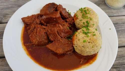 Steak Food Meat Beef Lunch Cooking Fresh