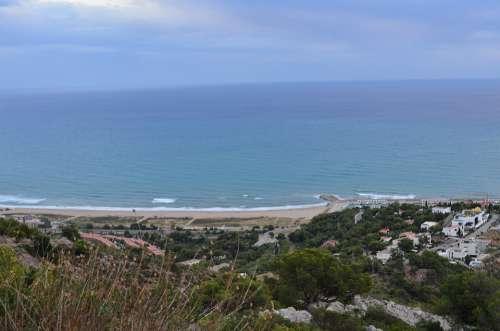 Castelldefels Ocean Mountain