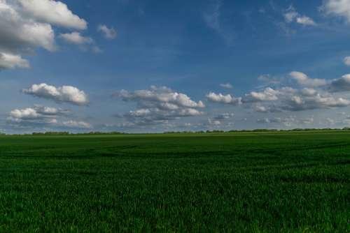 Landscape Clouds Nature Sky Scenic Mood
