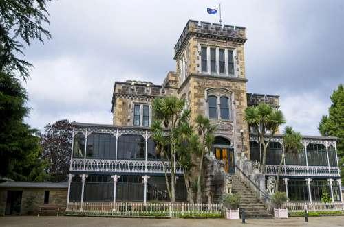 Larnach Castle Dunedin New Zealand South Island