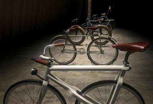 Cycles Mona Museum Tasmania Hobart Australia