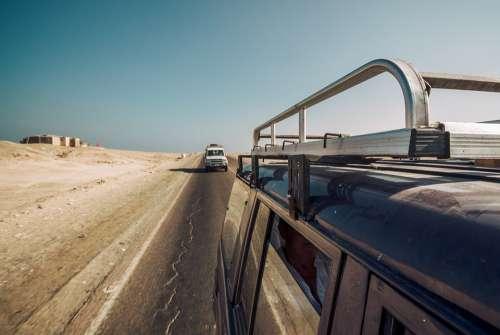Safari Jeep Desert Adventure Sand Offroad Car