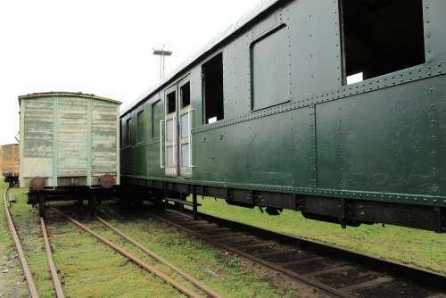 Train Old Monument Nostalgia Railroad