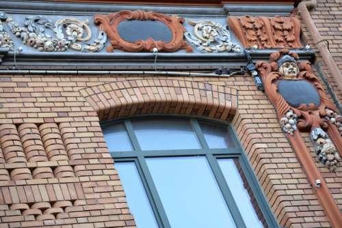 Facade Window Architecture Building Real Estate