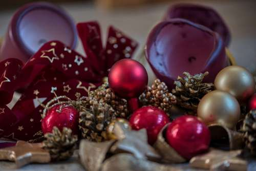 Christmas Decorations Christmas Jewelry Candles
