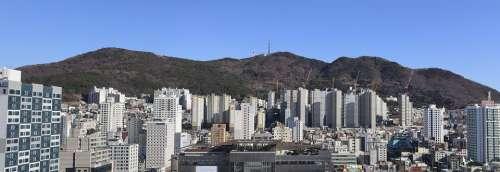 Apartments Under Construction Architecture Crane
