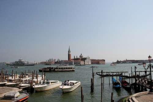 San Giorgio Maggiore Canale Grande Rialto Bridge