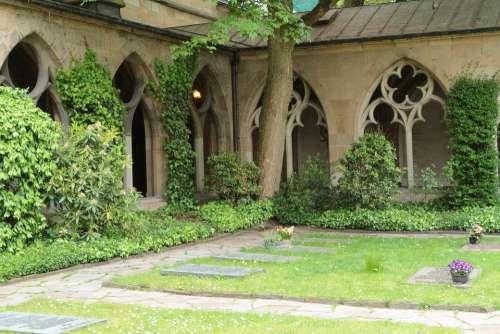 Monastery Graves Church Grave Mystical Masonry