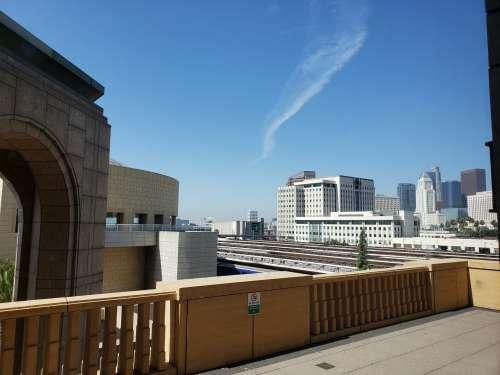 Metropolitan City View