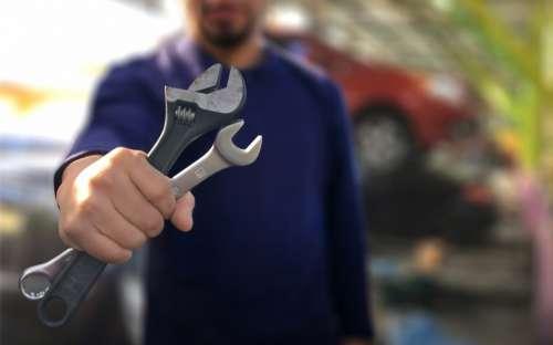 mechanic tools workshop work hand