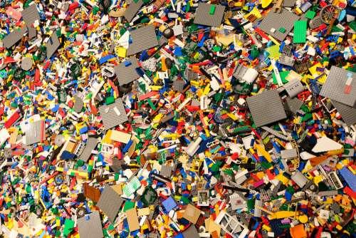 Pool of Lego