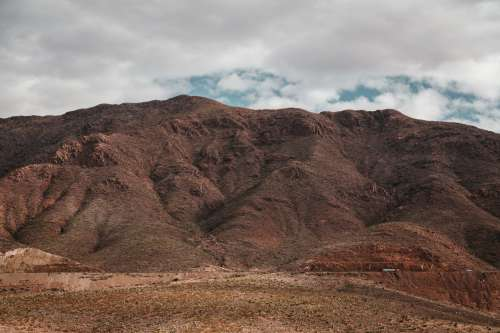 Rugged Mountains Photo