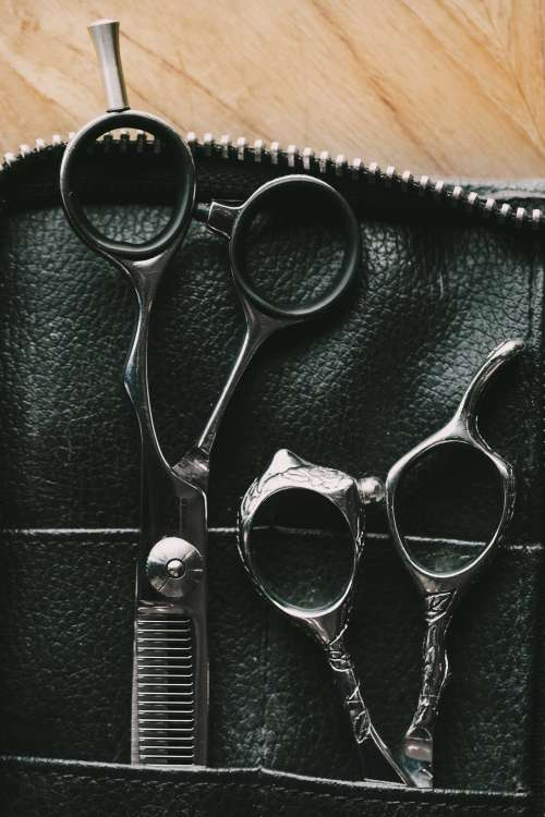 Hair Stylists Tool Case Photo