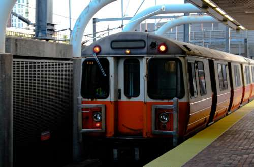 Subway Train Metro