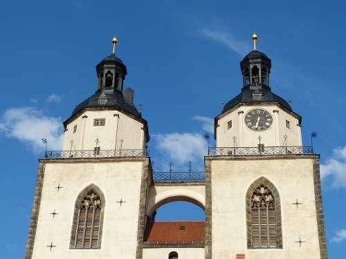 Wittenberg Historic Center Historically Lutherstadt